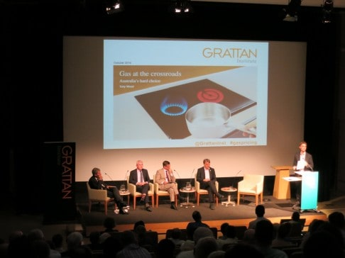Gas at the crossroads Grattan Institute Event Photo