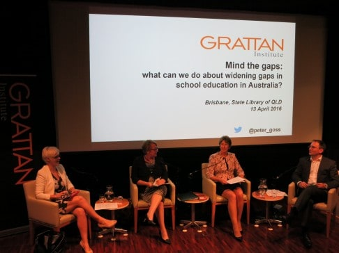 Mind the Gaps Grattan Institute Event Photo