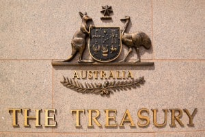Perspectives-treasury-sign-post