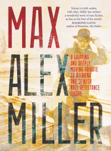 Max by Alex Miller book cover