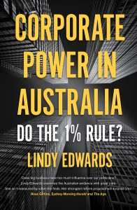 Book cover Corporate power in Australia: Do the 1% Rule?